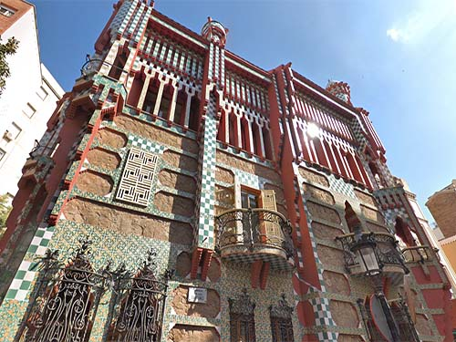 Casa Vicens Barcelone